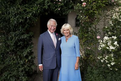 Prince Charles and Camilla have risen in popularity in Britain.