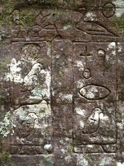 <strong>The hieroglyphs of Gosford</strong>