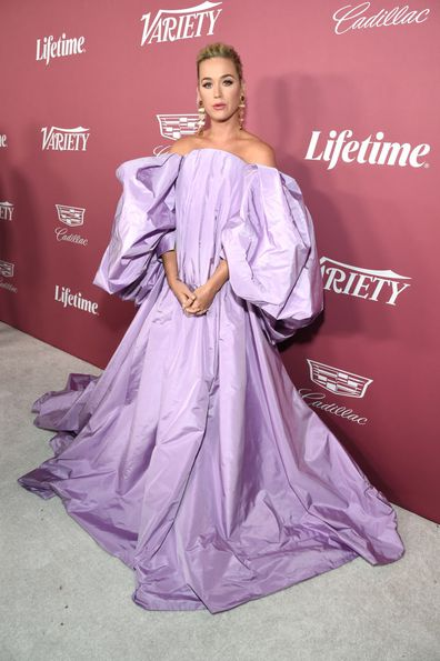 Katy Perry attends Variety's Power of Women on September 30, 2021 in Los Angeles, California.