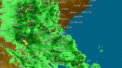 Sydney to receive a month's worth of rain in one day