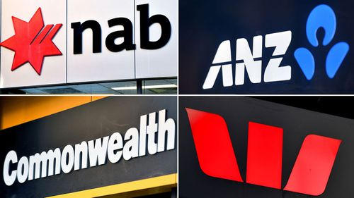 Big Four Banks stock nab anz commbank westpac