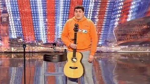 Michael Collings, Britain's Got Talent