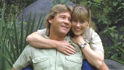 Terri Irwin, Steve Irwin, Twitter, post, tribute
