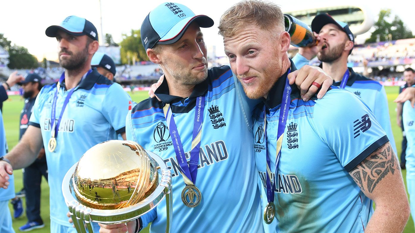 World Cup should be shared, says Ben Stokes' dad after rule decides final