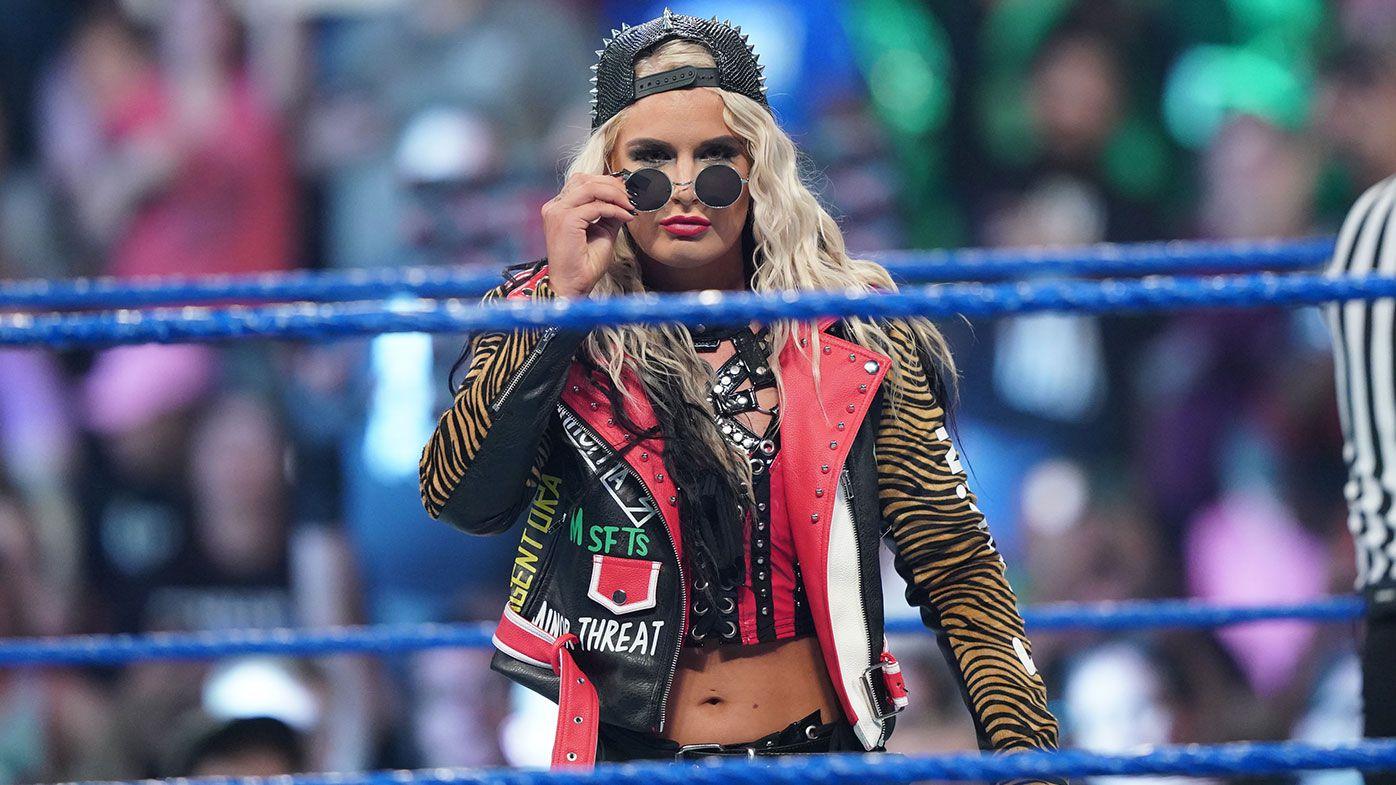 Toni Storm on WWE SmackDown