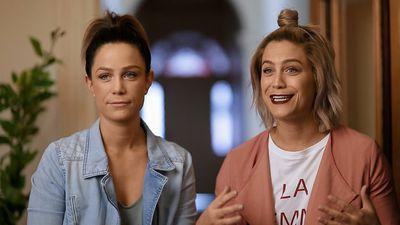Alisa and Lysandra –Sky High (2013)andFans V Faves (2014)