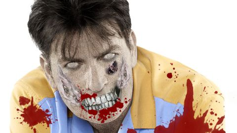 Charlie Sheen not joining zombie drama