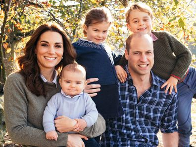Prince William spoke about his daughter's birthday party.