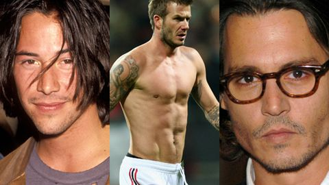 Rate the pics: Who are the hottest men in Hollywood?