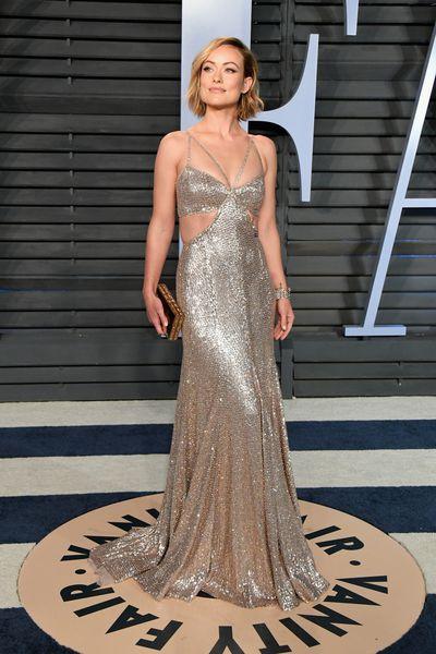 Actress Olivia Wilde inRoberto Cavalli
