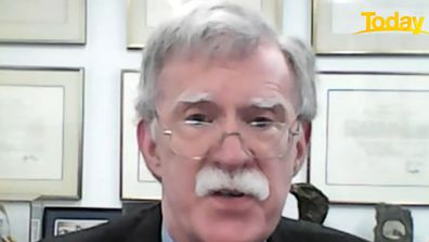 "Former security advisor John Bolton doubts Trump will ever accept the election results and Republican leaders will need convince his supporters of the ""truth""."
