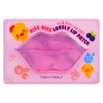 "<a href=""https://au.iherb.com/pr/Tony-Moly-Kiss-Kiss-Lovely-Lip-Patch-1-Piece/72225?ccode=AU&amp;currcode=AUD&amp;langcode=en-US&amp;gclid=Cj0KCQjwoZTNBRCWARIsAOMZHmFq5uyHls54gGU1wdQbBavhqjnVlzuoyGFhH2SP-6yxB30iBL5H9nwaAlflEALw_wcB"" target=""_blank"">Tony Moly, Kiss Kiss Lovely Lip Patch 1 Piece, $4.45</a>"