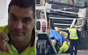 Truck driver Mohinder Singh charged with killing four police officers on Melbourne's Eastern Freeway faces court