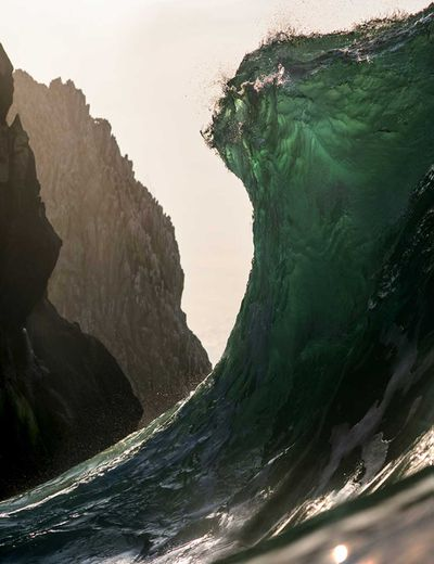 Ray Collins's 'Mountains'