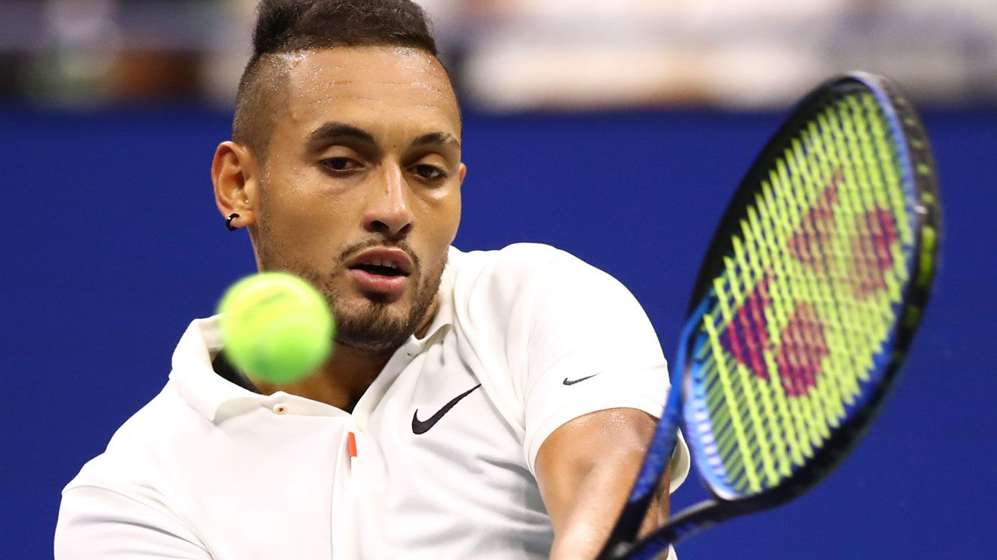 Nick Kyrgios interfering with his talent, lacks discipline, says icon Rod Laver