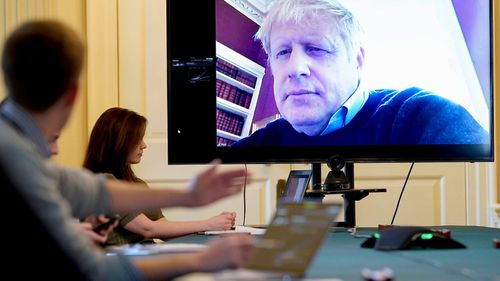 UK Prime Minister Boris Johnson in intensive care after contracting coronavirus