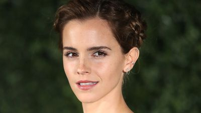 Emma Watson stuns in topless Vanity Fair shoot