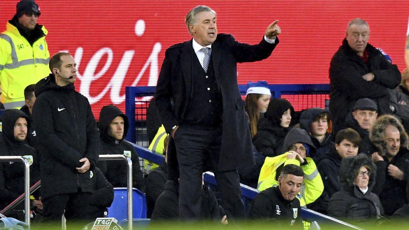 Everton win, Arteta's Arsenal draw in EPL