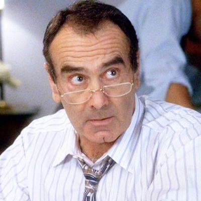 Dan Hedaya as Mel Horowitz: Then