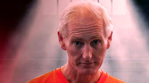Peter Scully has been sentenced to life behind bars charged with the rape and trafficking of girls in the Philippines. Picture: Nine