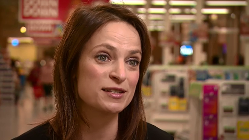 Martine Alpins from Coles said a Flybuys card had never been more valuable.