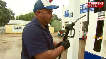 Petrol stations' new measure to protect customers