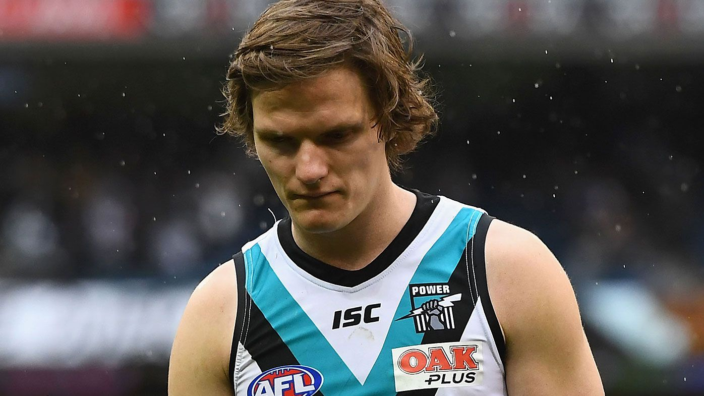 Kane Cornes: Port Adelaide's lowball contract offer led to Jared Polec departure