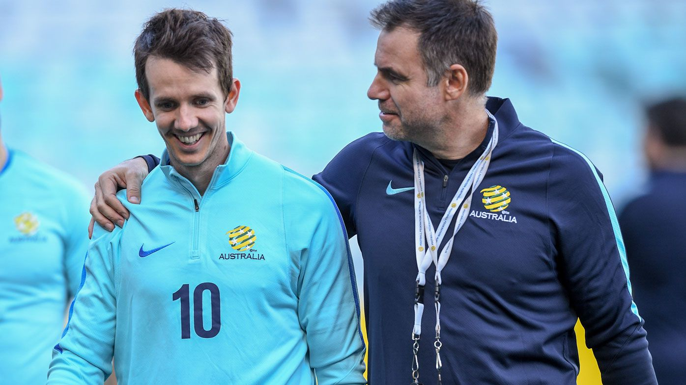 Matildas unveil new coach Ante Milicic as FFA dodges questions over Stajcic