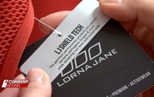 Activewear retailer Lorna Jane fined nearly $40k over 'anti-virus' clothing line