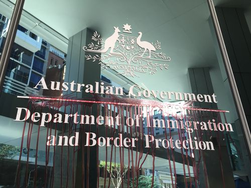 The Australian Government has caved to growing pressure, agreeing to bring the dying refugee to Australia. Picture: AAP