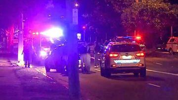 A man has been shot dead in Rockdale, Sydney.