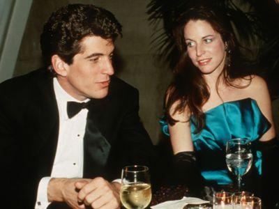 John F. Kennedy Jr. and Christina Haag