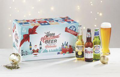 Hoppy Christmas Beer Advent Calendar 24pk, Aldi