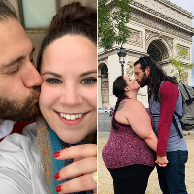 Whitney Way Thore and Chase Severino