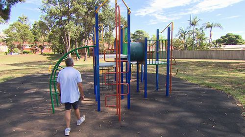 The family is now calling for new safety measures around parks.