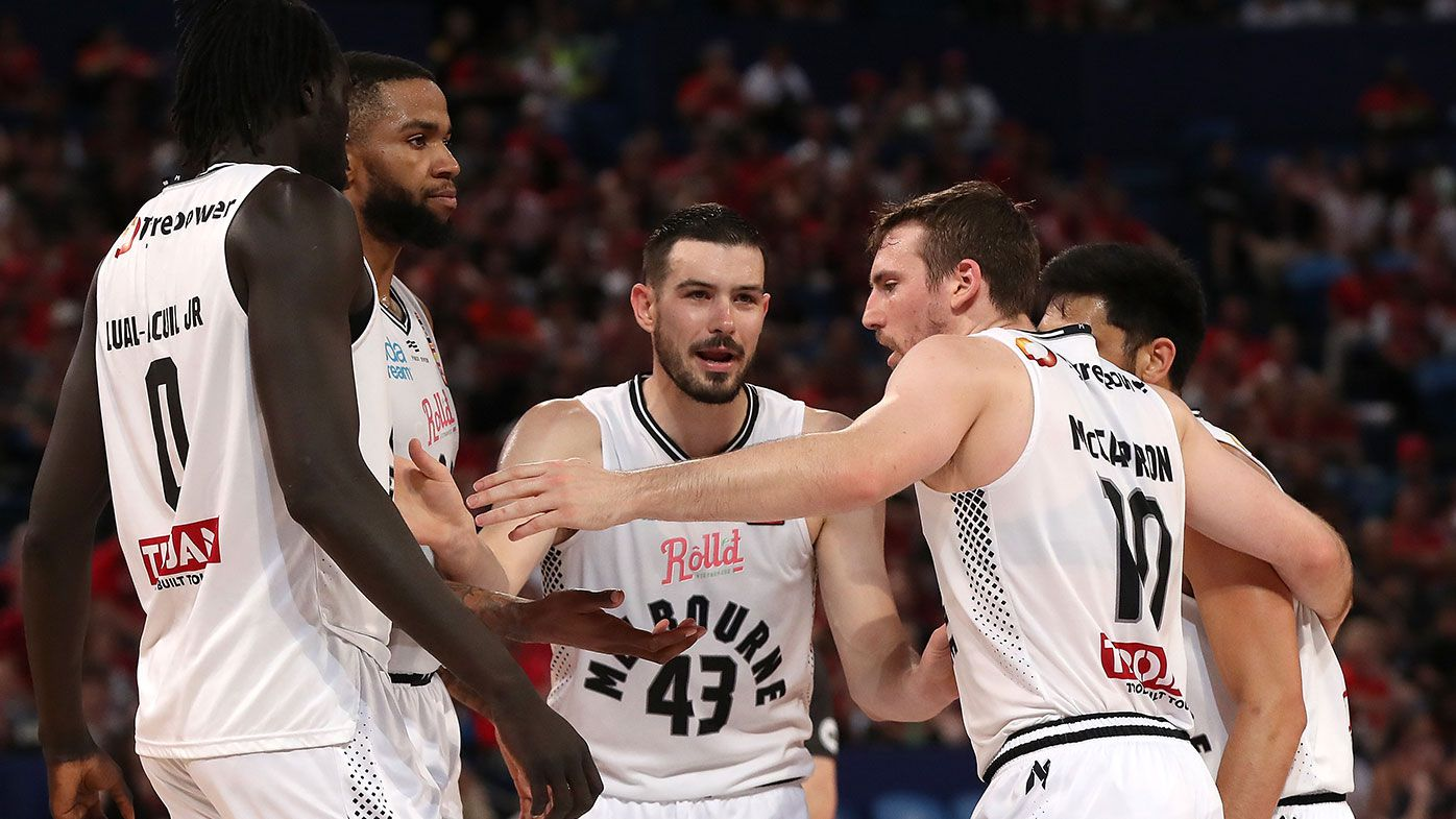 12 players from Melbourne United test positive for COVID-19