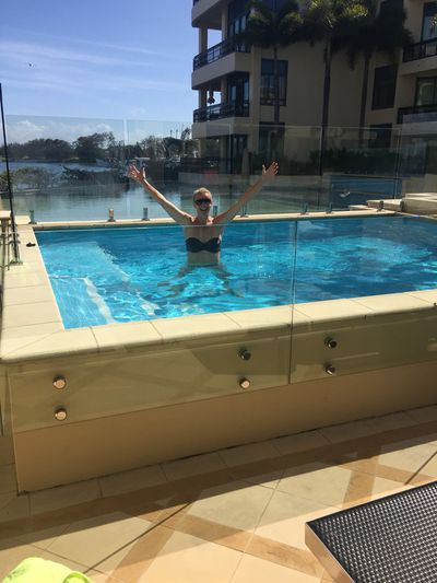 Nothing like Queensland sunshine!