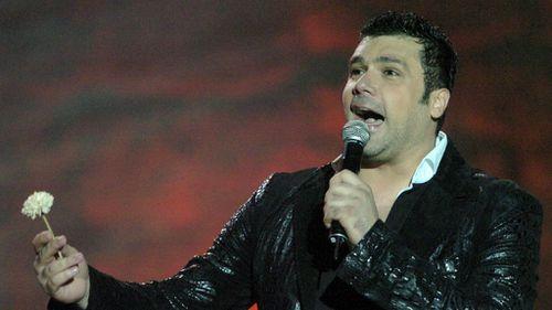 Lebanese pop singer Fares Karam. (Getty)