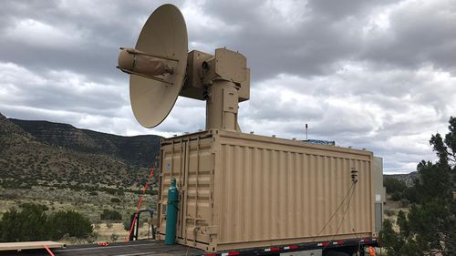 The US Air Force has a new weapon called THOR that can take out swarms of drones