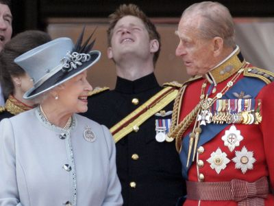 Prince Philip's hilarious nickname for the Queen