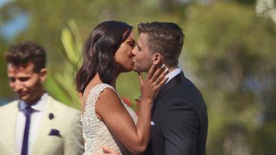Natasha and Mikey's wedding