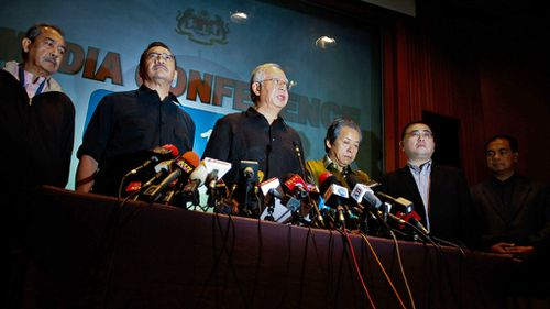 Malaysia PM announces deal with rebels