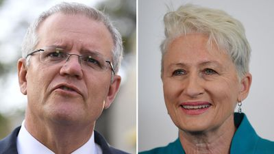 Morrison warning over Wentworth threat