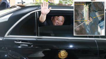 News world North Korea satellite images missile test sites rebuilding