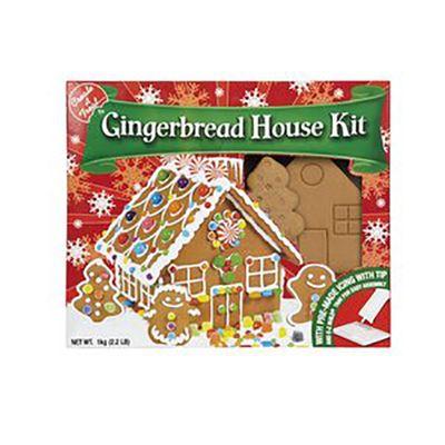 "Gingerbread house, $12 <a href=""http://shop.coles.com.au/online/national"" target=""_blank"">Coles</a>."