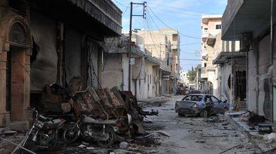 Inside Kobane's walls, Kurdish peshmerga fighters and rebel brigades pushed the jihadists into 'meatgrinder' street battles, where American and Arab warplanes could easily pick them off.