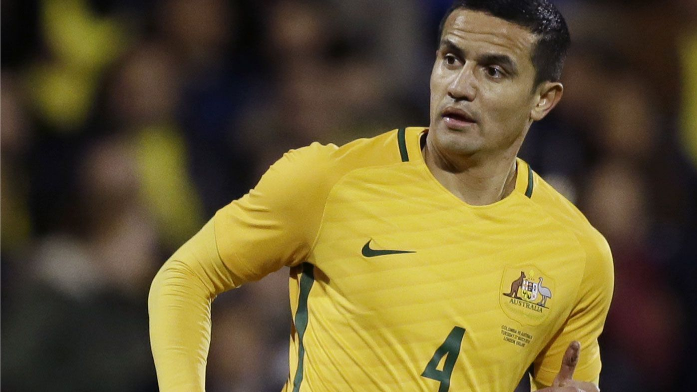 Tim Cahill says it's sad Ange Postecogolou isn't at World Cup