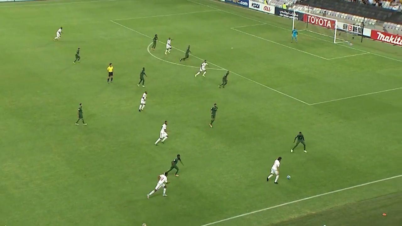 Stunning UAE strikes help Socceroos