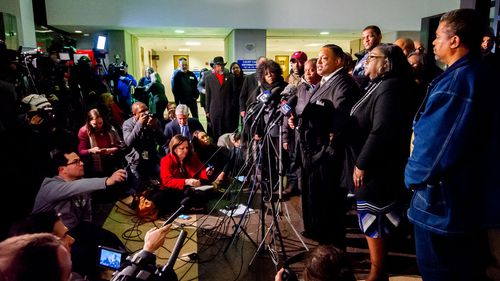 Sentencing of ex Chicago cop Jason Van Dyke