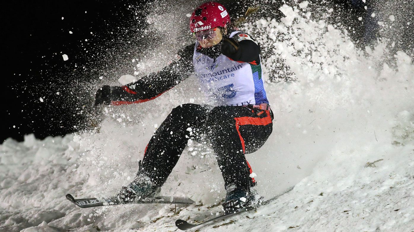 Aussie Laura Peel wins first crystal globe as overall champion of aerial skiing season